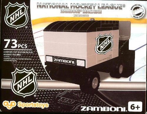 NHL Zamboni Machine Minifigure Set, used for sale  Delivered anywhere in USA