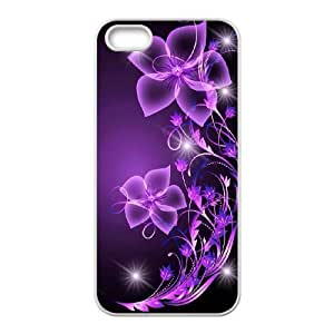 Galaxy Purple Original New Print DIY Phone Case for Iphone 5,5S,personalized case cover ygtg596562