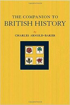 Book The Companion to British History