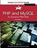 img - for PHP and MySQL for Dynamic Web Sites: Visual QuickPro Guide book / textbook / text book