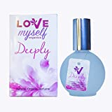 Organic and Natural Perfume, That's Actually Good for You! Organic Alcohol Based, All Natural, Organic Perfume that Smells Amazing. Great for Women and Teens. Love Myself Organics-DEEPLY