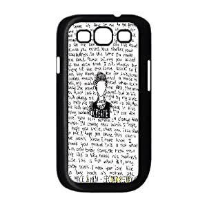 Diy Of Mice & Men Phone Case, DIY Hard Back Cover Case for Samsung Galaxy S3 I9300 Of Mice & Men