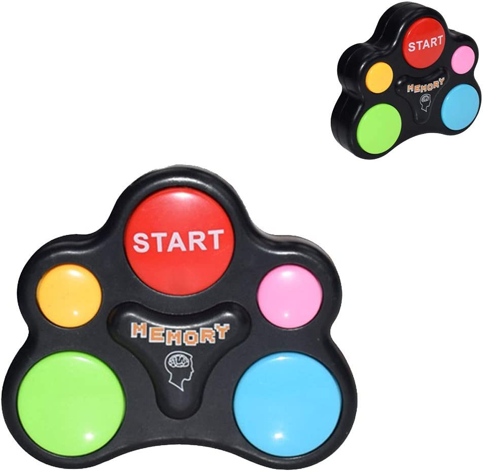 Electronic Memory Game