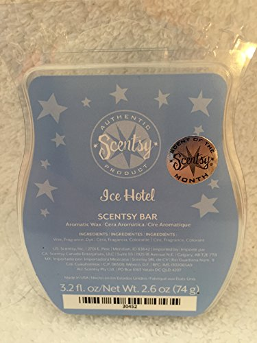 Scentsy Hotel Wickless Candle Squares