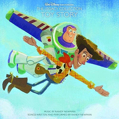 Walt Disney Records The Legacy Collection: Toy Story [2 CD]]()