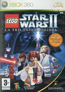 Lego Star Wars II La Trilogia Original: Amazon.es: Videojuegos