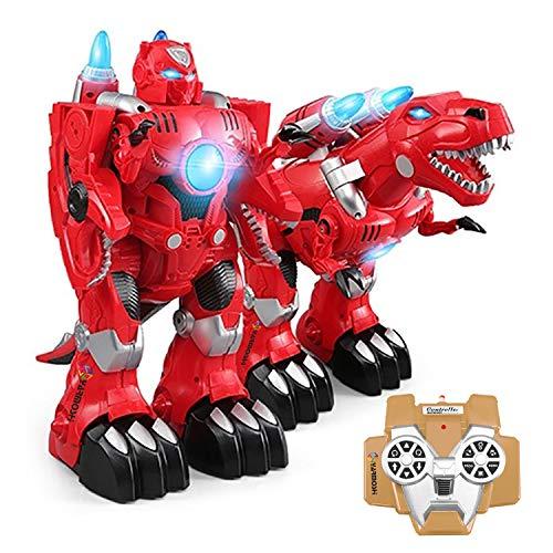 dinosaur robot transformer - 7