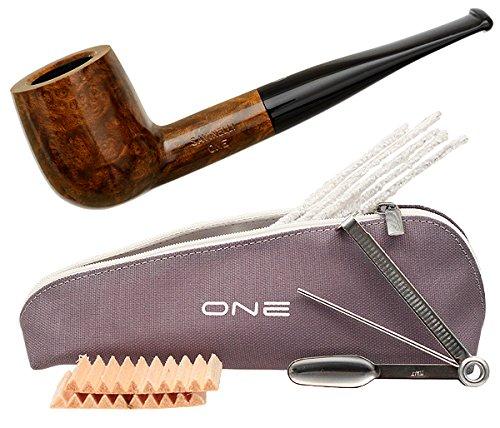 Savinelli One Starter Kit Smooth (106) Tobacco Pipe