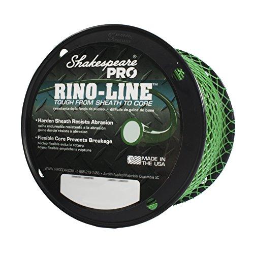(Shakespeare Pro Rino-Line .095 Round 3-Pound Spool, 840')