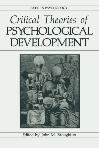 Critical Theories of Psychological Development (Path in Psychology)