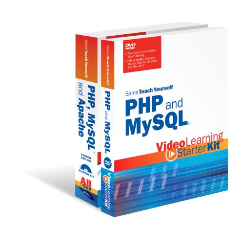Sams Teach Yourself PHP and MySQL: Video Learning Starter Kit Bundle (4th Edition) by Sams Publishing