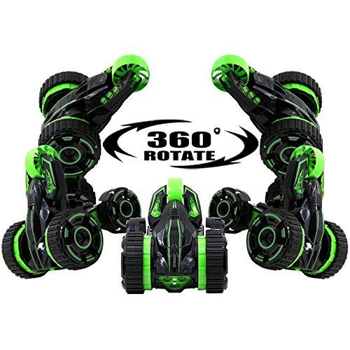 Szjjx Five Wheels Race Stunt Car Wd