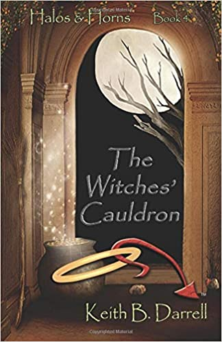 The Witches Cauldron (Halos & Horns Book 4)