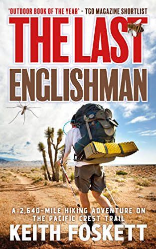 Bravo Bear (The Last Englishman: A Thru-Hiking Adventure on the Pacific Crest Trail)