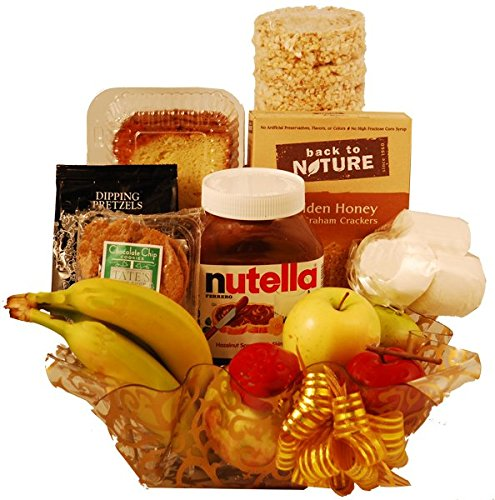 Nutella Deluxe Gourmet Gift Basket