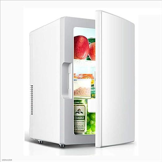 NAN liang Refrigerador pequeño para automóvil, refrigeración ...