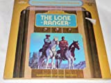 The Lone Ranger (4 LP Box Set)