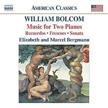 Bolcom: Music For Two Pianos