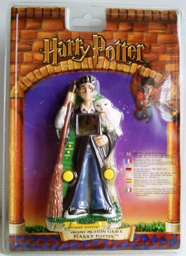 Harry Potter Handheld Mini Action Games Tiger Electronics by Harry Potter, Warner Brothers