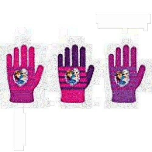 Unbekannt Frozen Die Eiskönigin Kinder ONE SIZE Handschuhe (ca.3-8 ...