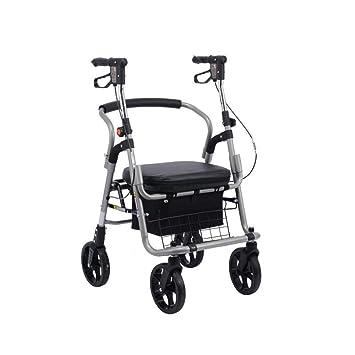 Amazon.com: Carro de la compra para las personas mayores ...