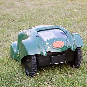 SHPEHP Cortacésped robótico con Sensor de Lluvia y ...