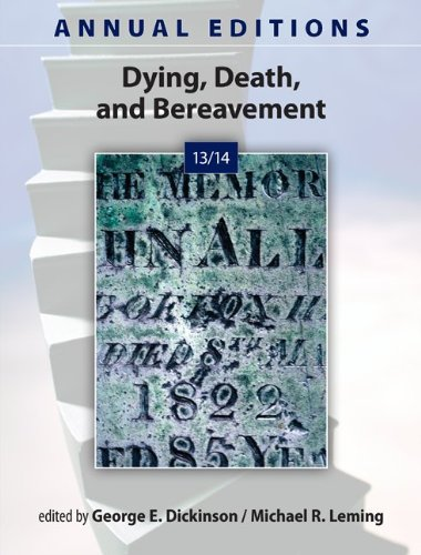 Dying,Death,+Bereavement 13/14