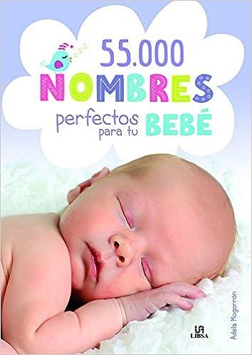 55.000 Nombres perfectos para tu bebé (Baby): Amazon.es ...