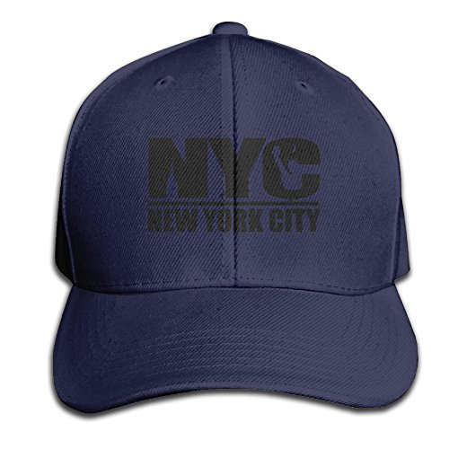 NYC New York City Statue Of Liberty Unisex Snapback Baseball (Party City Wig Cap)