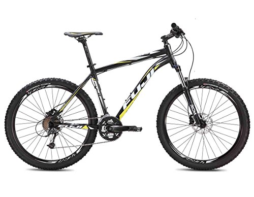 Brand New Premium Fuji Bikes Nevada 1.3 D Hardtail Mountain Bike (Black) (19
