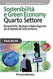 Image de Sostenibilità e Green Economy. Quarto Settore. Competitività , Strategie e Valore Aggiunto per le imprese del terzo millennio: Competitività , Stra