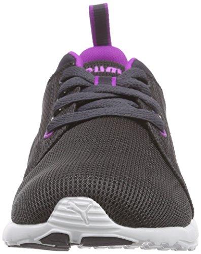 Puma Carson Runner Wns Damen Laufschuhe Grau (periscope-purple cactus flower 11)