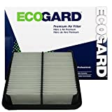 ECOGARD XA5219 Premium Engine Air Filter Fits Chevrolet Tracker / Suzuki Grand Vitara, XL-7, Vitara, Sidekick