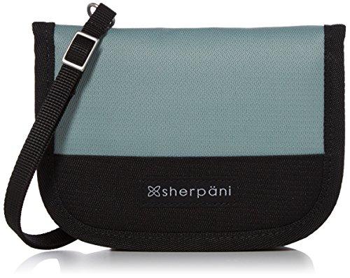 - Sherpani Zoe RFID Crossbody Wallet (Surf)