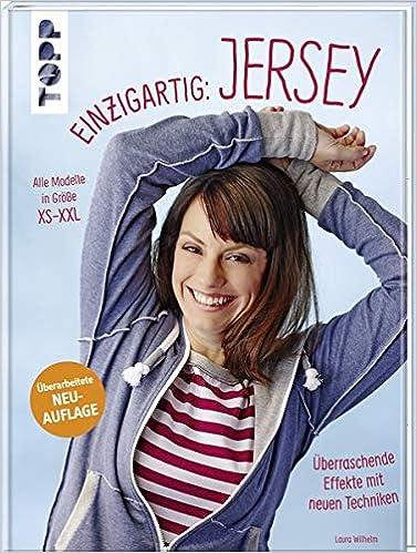 XXL Buch Einzigartig Jersey alle Modelle XS