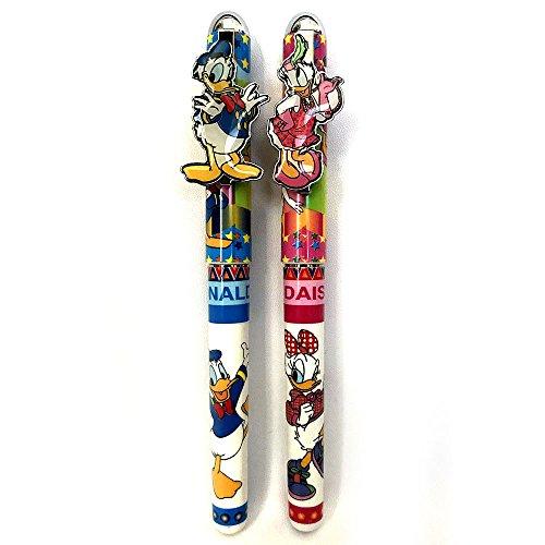 Daisy Pen (Disney Donald & Daisy Duck 2PCS Pen Set)