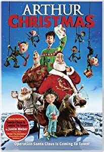 Arthur Christmas (+UltraViolet Digital Copy) from Sony Pictures Home Entertainment