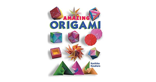 Amazon.com: Amazing Origami (0049725074200): Kunihiko ...
