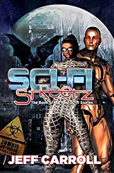 Sci-fi Streetz: The Book of Hip Hop Sci-fi stories