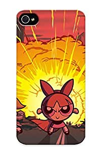 Cute High Quality Iphone 4/4s Blossom Bubbles And Buttercup The Powerpuff Girls Case Provided By Goldenautumn