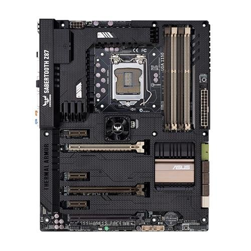 Asus Sabertooth Z87 LGA 1150 Motherboard