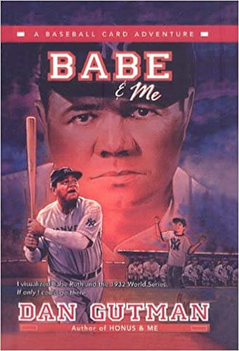 Buy Babe Me Baseball Card Adventures Pb Book Online At Low