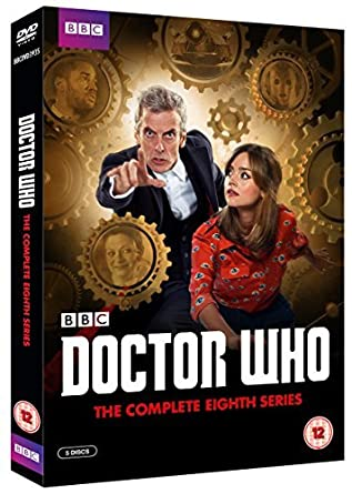 Doctor Who - The Complete Series 8 [DVD] [2014]: Amazon.es: Cine y ...