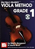 Modern Viola Method, Grade 1, Martin Norgaard and Laurie Scott, 0786677740