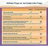 Milkies Milk Trays: Freeze Your Milk in 1oz Sticks