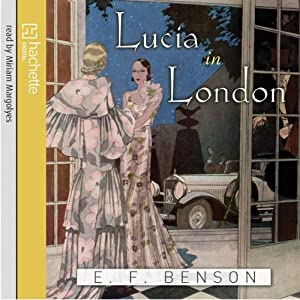 Lucia in London Audiobook