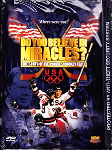 Do You Believe in Miracles? The Story of the 1980 U.S. Hockey Team : Target Exclusive - The Target In Stores Us