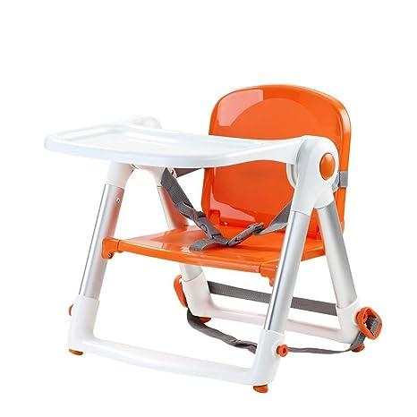 GJ@ + Silla De Comedor para Bebé Plegable. Mesa Y Silla para ...