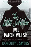 The Late Scholar by Jill Paton Walsh front cover