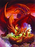 Hatchlings 1000pc Jigsaw Puzzle by Jeff Easley